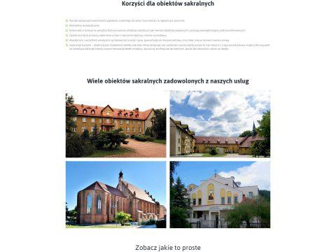 Energia i gaz dla obiektów sakralnych i instytucji 6