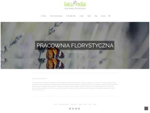 Lawenda - pracownia florystyczna 10